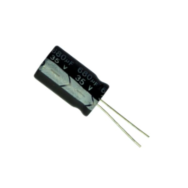 Конденсатор 35V 680UF