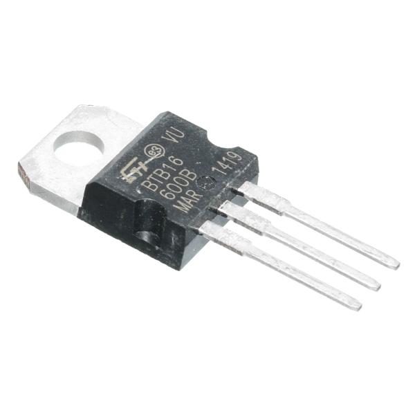 Симистор BTB16-600