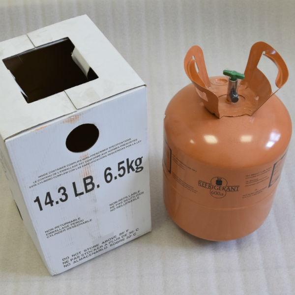 Хладагент R600а 6,5 кг
