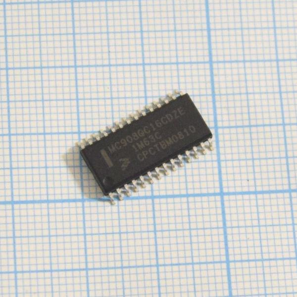 Микроконтроллер MC908QC16CDZE