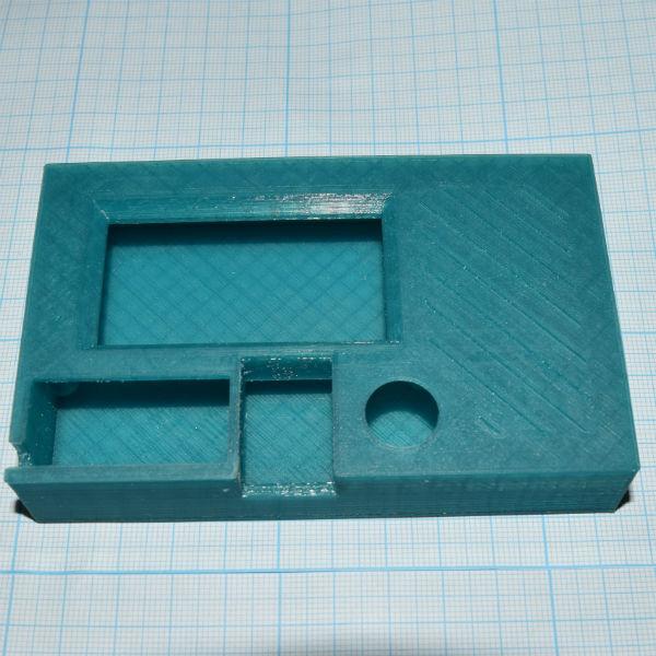 Пластиковый корпус для LCR тестера T4