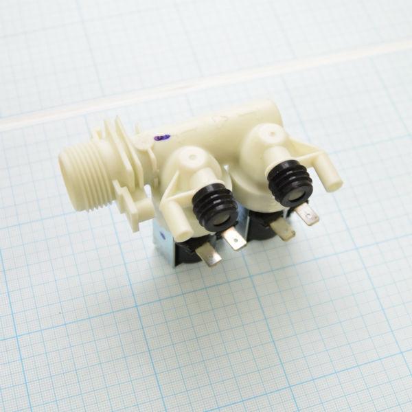 c58-1.jpg Впускной клапан подачи воды 2Wx180 Ariston/Indesit клеммы раздельно