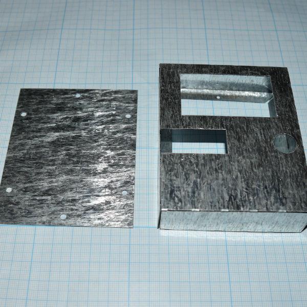 Металлический корпус для LCR метра