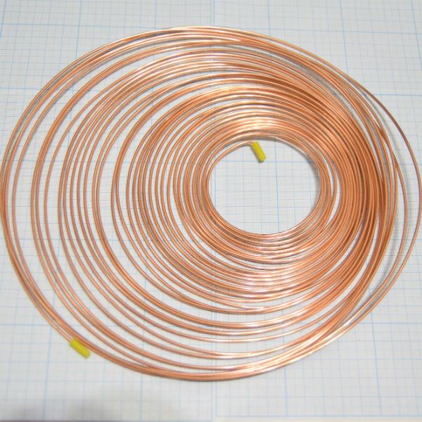 Труба капиллярная 1,87*0,71 мм