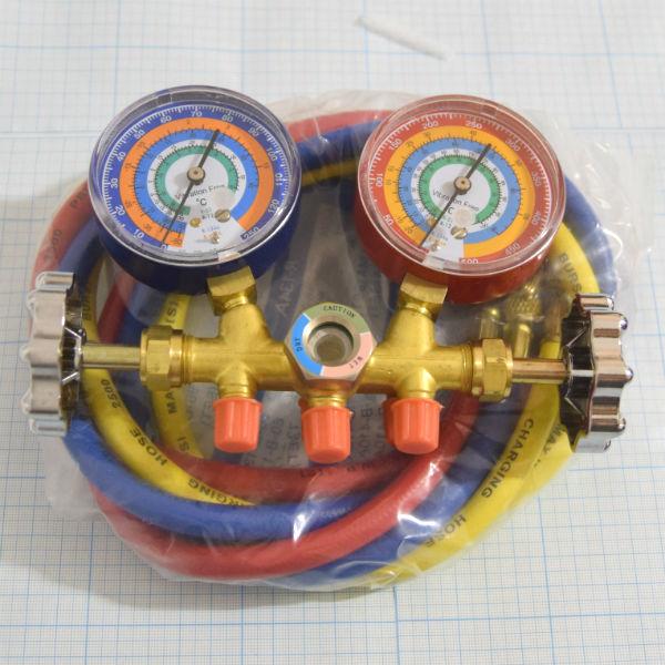 Коллектор 2 вентильный CT-536G