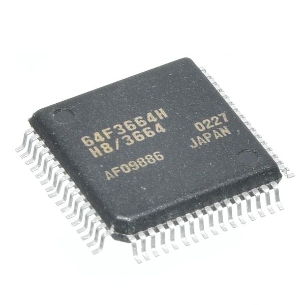 Микроконтроллер HD64F3664H EVO2